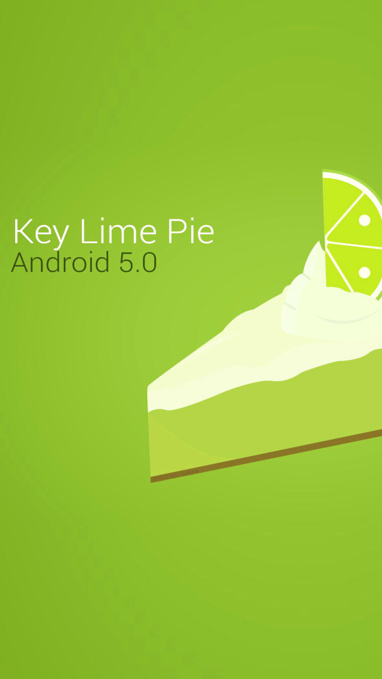 Concept Android 5.0 Key Lime Pie screenshot #1 750x1334