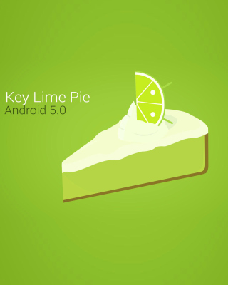 Concept Android 5.0 Key Lime Pie - Fondos de pantalla gratis para iPhone 5