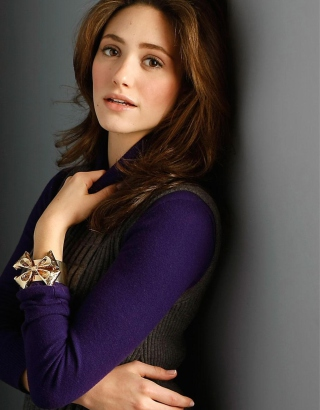 Emmy Rossum Wallpaper for HTC Titan