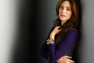 Emmy Rossum Wallpaper for 1280x720