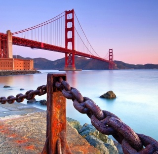 Golden Gate Bridge San Francisco Wallpaper for iPad mini