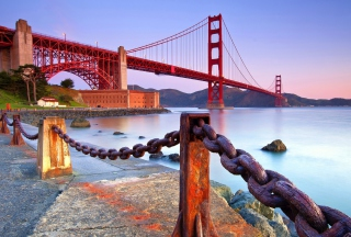Kostenloses Golden Gate Bridge San Francisco Wallpaper für Android, iPhone und iPad