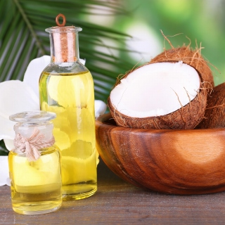 Coconut oil Picture for iPad 3