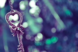 Key To My Heart Wallpaper for Android 2560x1600