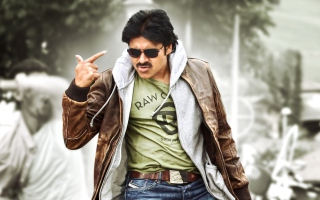 Pawan Kalyan Background for Android, iPhone and iPad