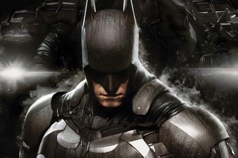 Batman: Arkham Knight para Sony Ericsson XPERIA X10 mini pro