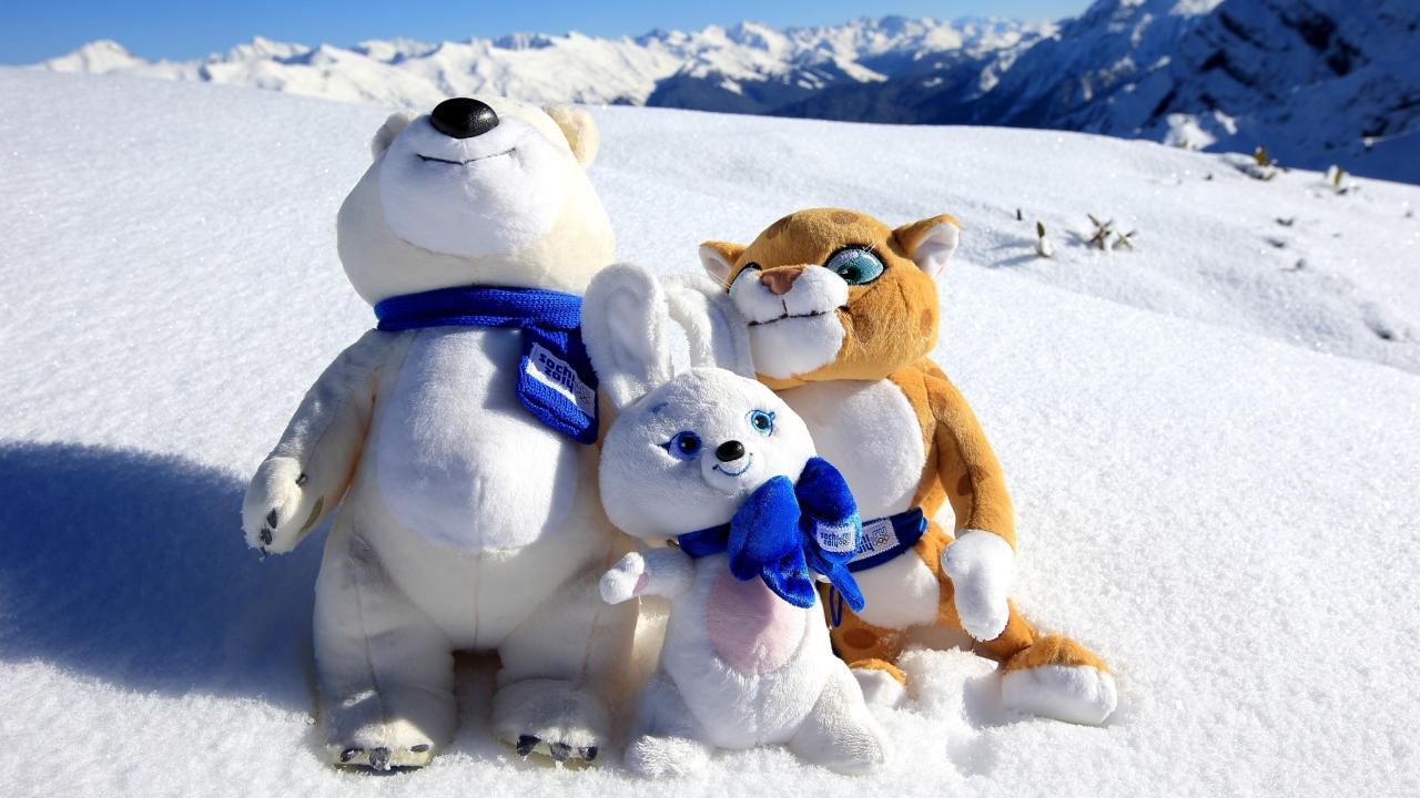Winter Olympics Symbols