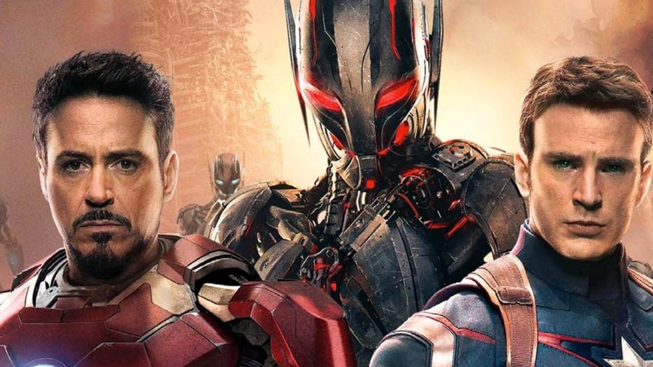 2015 Avengers 2