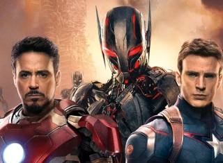 2015 Avengers 2 sfondi gratuiti per cellulari Android, iPhone, iPad e desktop