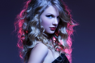 Taylor Swift Curly Picture for LG Optimus U