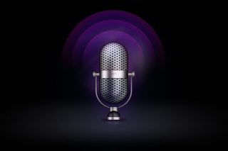 Microphone Background for Android, iPhone and iPad