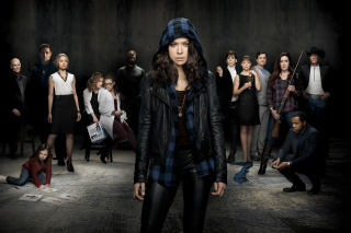Orphan Black Wallpaper for Android, iPhone and iPad