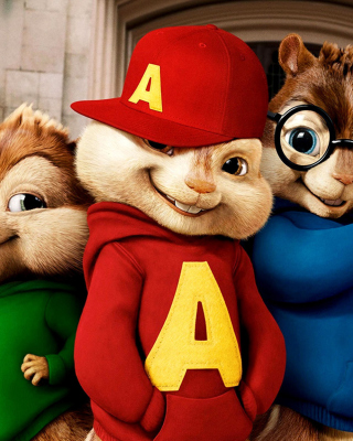 Alvin and the Chipmunks - Obrázkek zdarma pro iPhone 6