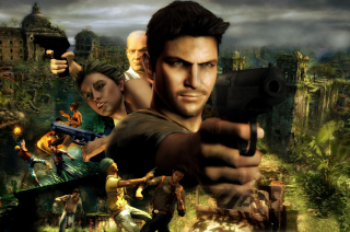 Uncharted sfondi gratuiti per cellulari Android, iPhone, iPad e desktop