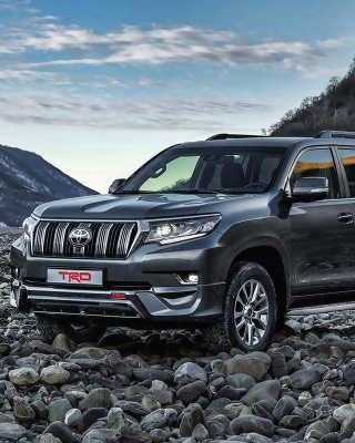 2019 Toyota Land Cruiser Prado Picture for 480x800