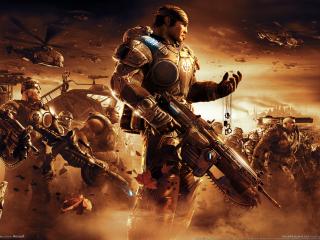 Gears Of War 2 para Nokia Asha 201