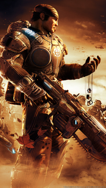 Gears Of War 2 for Nokia C5-05