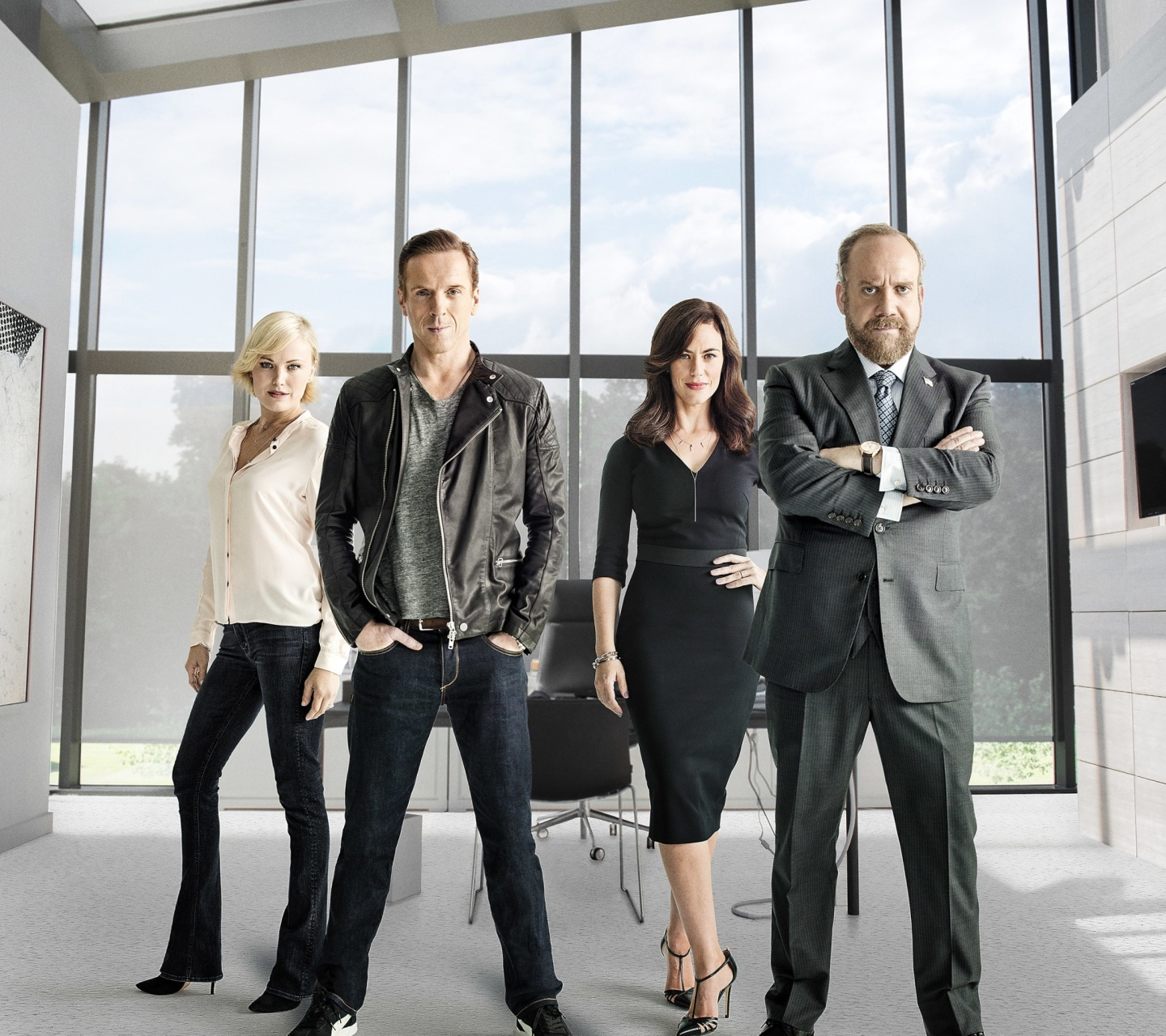 Screenshot №1 pro téma Billions TV Series 1440x1280
