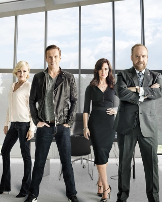 Billions TV Series Wallpaper for Nokia Asha 306