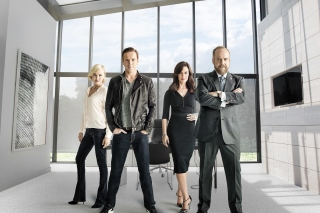 Billions TV Series Wallpaper for HTC Desire HD
