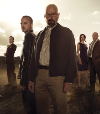 Breaking Bad New Season Picture for Nokia C2-03