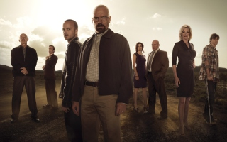 Breaking Bad New Season - Obrázkek zdarma pro Widescreen Desktop PC 1600x900