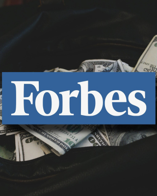 Forbes Magazine Background for HTC Pure