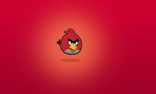 Angry Birds Red Wallpaper for Desktop 1280x720 HDTV