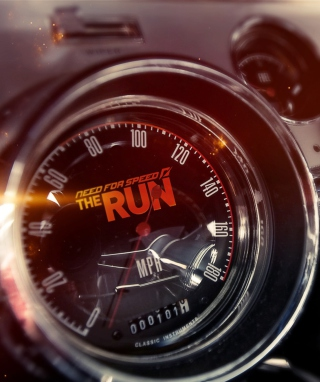 Nfs The Run sfondi gratuiti per HTC Pure