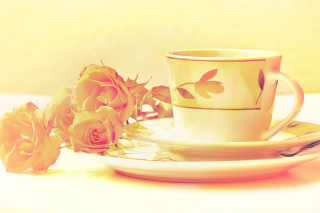 Tea And Roses Picture for Android, iPhone and iPad