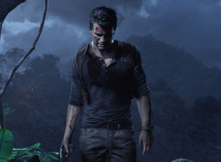 Drake - Uncharted 4 Picture for Android, iPhone and iPad