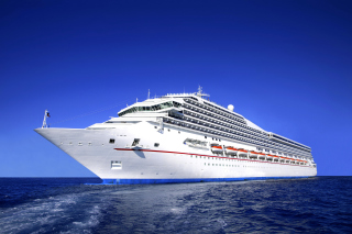 Cruise Ship Wallpaper for Android, iPhone and iPad