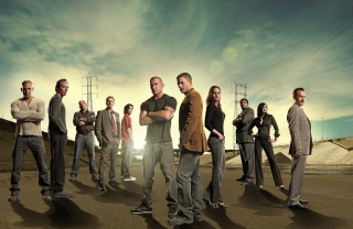 Prison Break Background for Android, iPhone and iPad