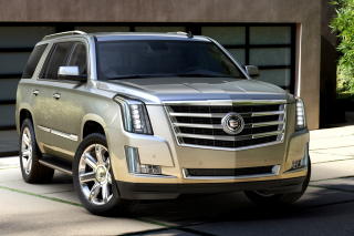 2015 Cadillac Escalade Wallpaper for Android, iPhone and iPad