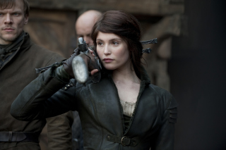 Hansel and Gretel Witch Hunters, Gemma Arterton Picture for Android, iPhone and iPad