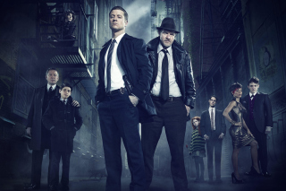 Gotham TV Series 2014 Background for Android, iPhone and iPad