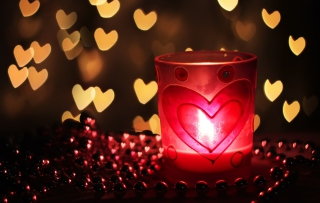 Love Candle sfondi gratuiti per cellulari Android, iPhone, iPad e desktop