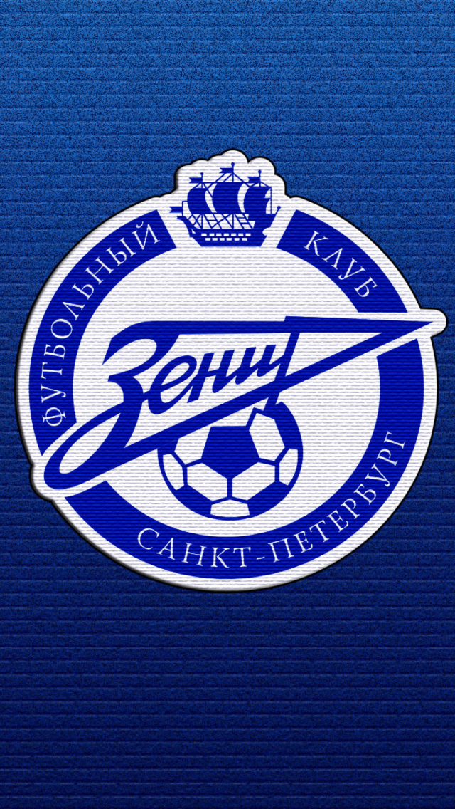 Screenshot №1 pro téma Zenit Football Club 640x1136