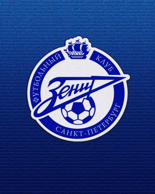 Картинка Zenit Football Club на телефон iPhone 6 Plus