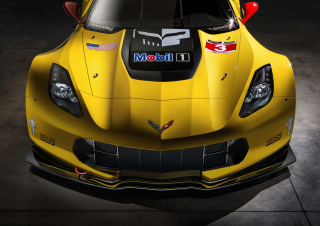 Free Corvette Picture for Android, iPhone and iPad