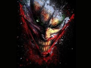 Joker Batman para Nokia Asha 201