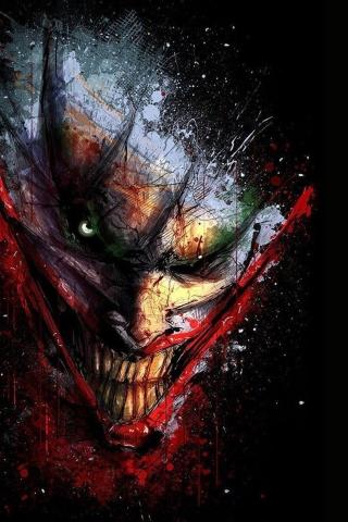 Joker Batman para Huawei G7300