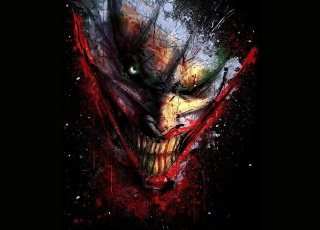 Free Joker Batman Picture for Android, iPhone and iPad