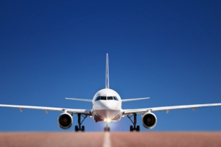Plane Taking Off Wallpaper for Android, iPhone and iPad