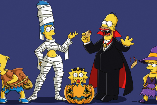 The Simpsons sfondi gratuiti per Fullscreen Desktop 800x600