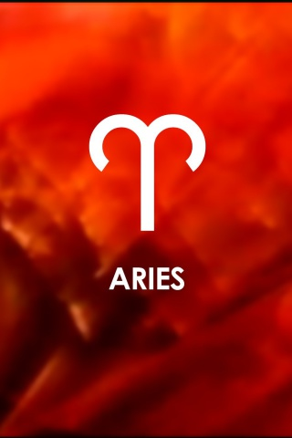 Sfondi Aries HD 320x480