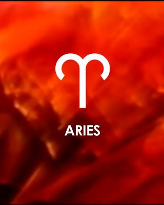 Aries HD Background for 480x800
