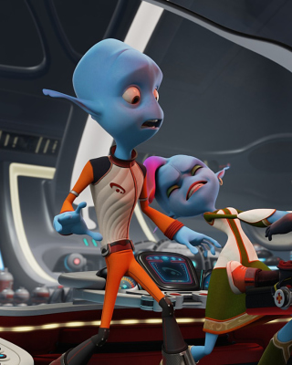 Escape from Planet Earth - Fondos de pantalla gratis para 480x800