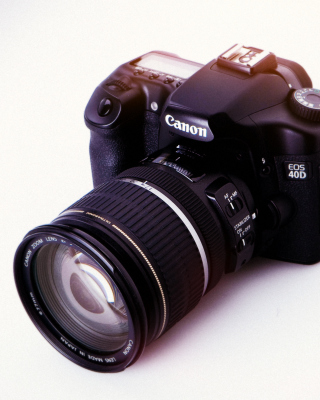 Canon EOS 40D Digital SLR Camera Wallpaper for 240x320