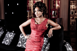 Vivica Fox Picture for Android, iPhone and iPad